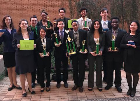 TJC speech and debate
