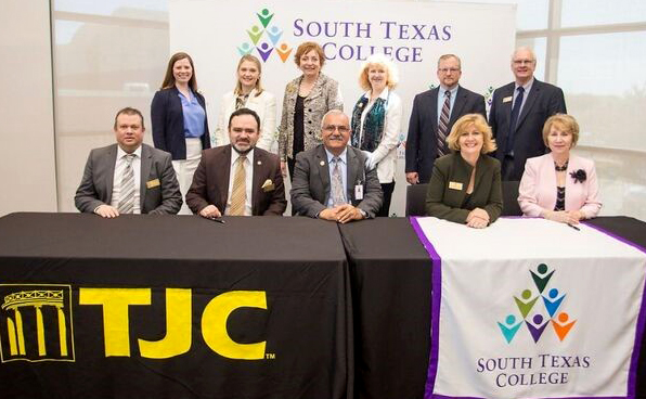 Tjc and stc articulation agreement