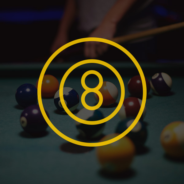 Intramural icon billiards