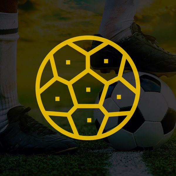 Intramural icon soccer ball