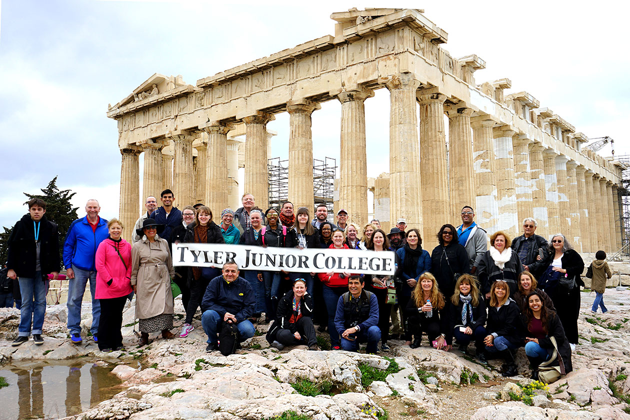 TJC tour to Greece