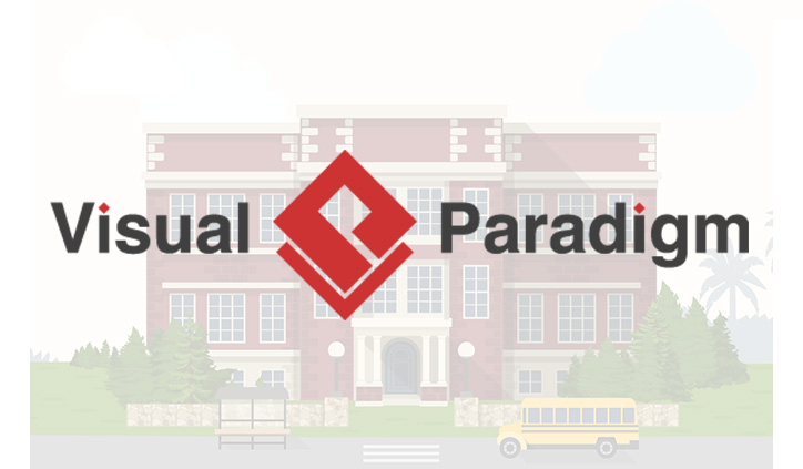 Visual paradigm logo
